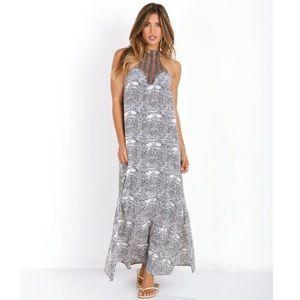 NWT Acacia Swimwear Moscow Snake Dress